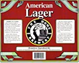 American Lager Home Beer Brewing Ingredient Kit