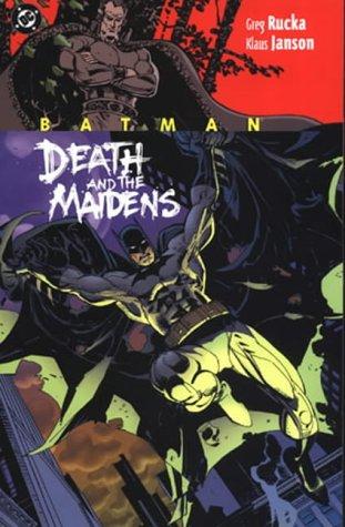 Read Online Batman: Death and the Maidens pdf epub