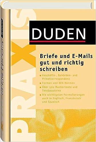 Briefe Und E Mails Gut Und Richtig Schreiben Musterbriefe Und
