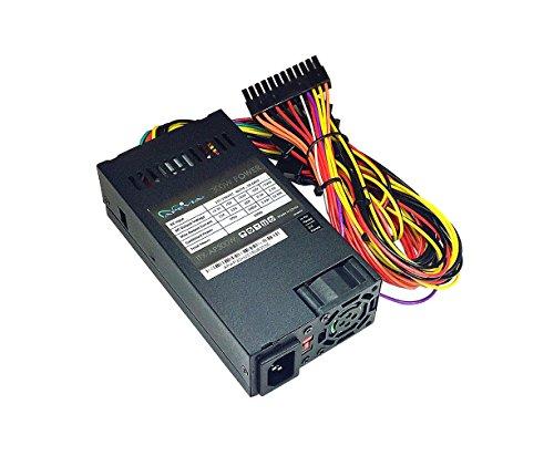 Apevia ITX-AP300W Mini-ITX/Flex ATX 300W Solid Power Supply - Black by Apevia