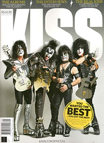 (Classic Rock Magazine Archive (2019) KISS The Ultimate Guide to the Hottest Band In the Land)