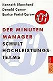 img - for Der Minuten- Manager schult Hochleistungs- Teams. book / textbook / text book