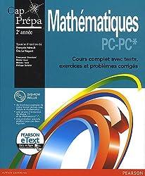 Mathématiques PC-PC* (Inclus eText)