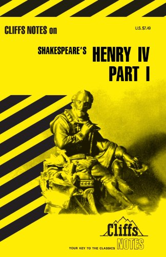 King Henry IV, Part 1 (Cliffs Notes)