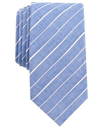 - Original Penguin (PENH8) Men's Florida Stripe Tie, Blue dust, One Size