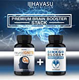Extra-Strength-Ginkgo-Biloba-Phosphatidylserine-for-Optimal-Brain-Support-Promotes-Focus-Memory-Mental-Performance-Improves-Brain-Cell-Activity-Fights-Decay-All-Natural-Brain-Supplement