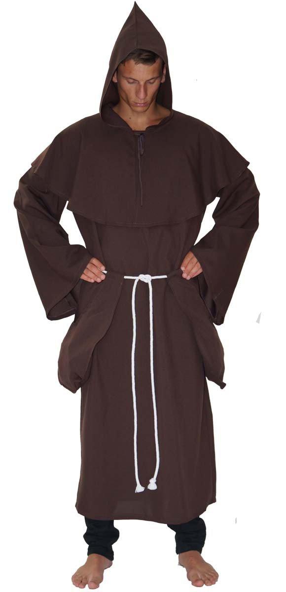 Maylynn 14109 - Disfraz de monje, hábito de monje medieval, 3 piezas, talla XXL: Amazon.es: Juguetes y juegos