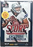 Panini 2017-2018 Score NFL Football Trading Cards Retail Factory Sealed 4 Pack