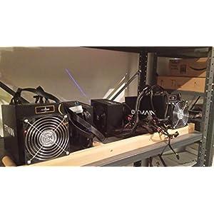 AntMiner S3 441Gh/s @ 0.77W/Gh 28nm SHA-256 ASIC Miner
