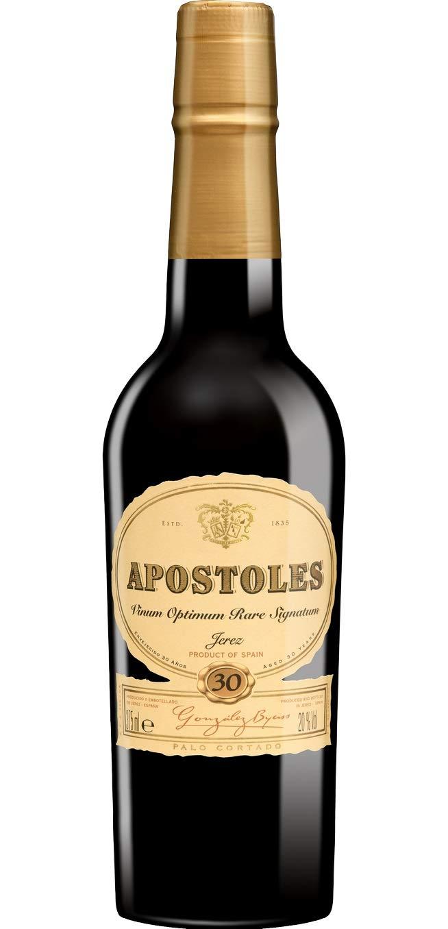 Apóstoles Palo Cortado muy Viejo - Vino DO Jerez - 375 ml