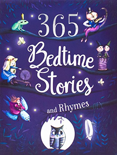 365 Bedtime Stories and Rhymes (Deluxe Edition) (365 (Book Of Rhymes)