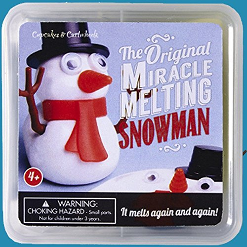 Frost Snowman - MR. Frost Melting Snowman By Two's Company