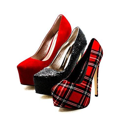 De Mega Corte La Sendit4me Plataforma Asesinas Alto Tacn Mujer Beige Zapatos A1wyP6qH