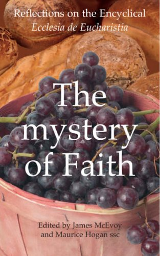 Mystery of Faith: Reflections on the Encyclical Ecclesia de Eucharistia PDF ePub fb2 book