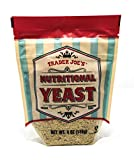 Trader Joe's Nutritional Yeast – Vegan, Gluten-free, 4 Ounce
