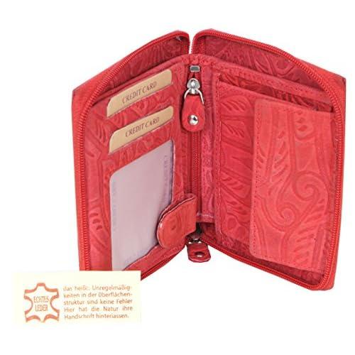 Mini Portemonnaie Kreditkarte Kartenhalter Geldbeutel Börse Brieftasche Flaches