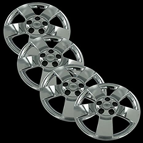 Chrome 16' Hub Cap Wheel Covers for Chevrolet HHR - Set of 4 CCI