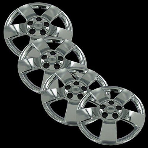 "Chrome 16"" Hub Cap Wheel Covers for Chevrolet HHR - Set of 4"