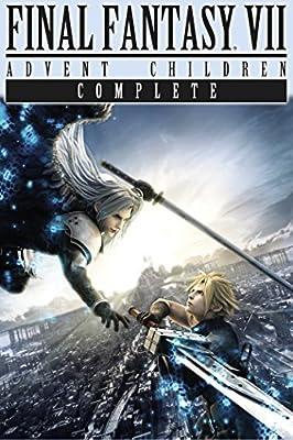 Final Fantasy VII: Advent Children Complete (English Subtitled)