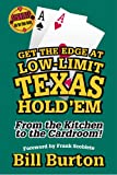 Get the Edge At Low-Limit Texas Hold'em (Scoblete Get-The-Edge)