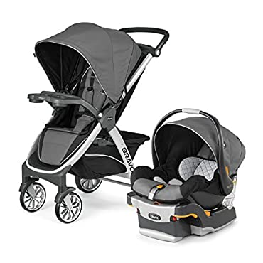 Chicco Bravo Trio Travel System, Orion (04079761510070)