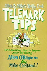 Over 100 tips for beginners and experts looking to improve their telemark skiing. Filled with funny & practical illustrations.