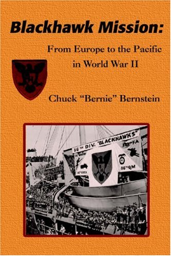 Blackhawk Mission: From Europe to the Pacific in World War II