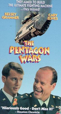 Pentagon Wars [VHS]