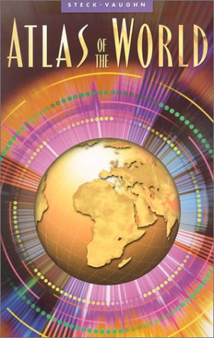 Download Steck-Vaughn Atlas of the World: Student Edition 2003 pdf