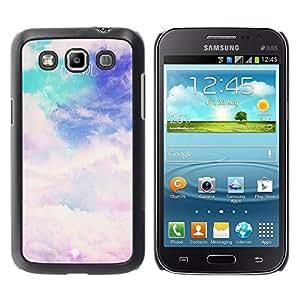 Dragon Case - FOR Samsung Galaxy Win I8550 - God doesn??t give us - Caja protectora de pl??stico duro de la cubierta Dise?¡Ào Slim Fit