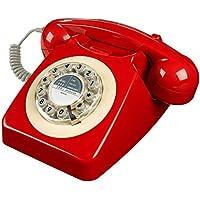 746 Replica Phone 1960s Classic Design - Red Box