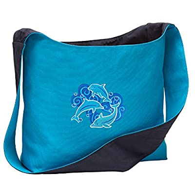 low-cost Dolphin Shoulder Bag Dolphins Sling Totes - b-u-t.co.za 09df3640895b8