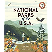 Deals on Kate Siber National Parks of the USA Hardcover