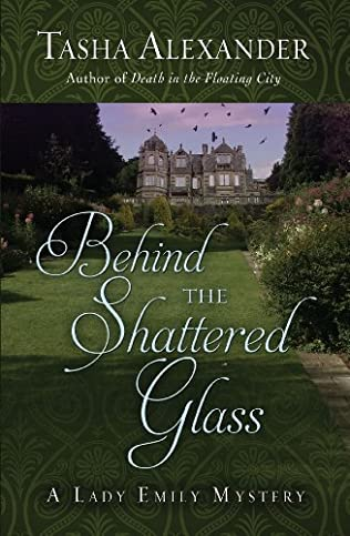 book cover of Behind the Shattered Glass