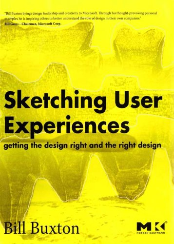 Picture of a Sketching User Experiences Getting the