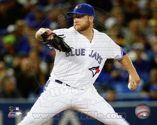 Mark Buehrle Toronto Blue Jays 2013 MLB Action Photo 8x10 #2