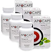 Apocaps CX Apoptogen Formula for Dogs (270 Capsules) - Supports Normal Levels of...