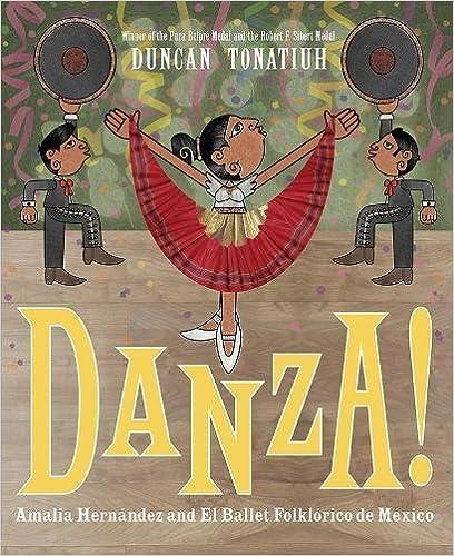 cover image, Danza!