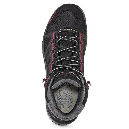 Lowa Innox EVO GTX Lo W Zapatos multifunción negro