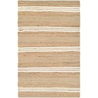 Couristan Natures Elements Ray Area Rug, 3 x 5, Natural/Ivory