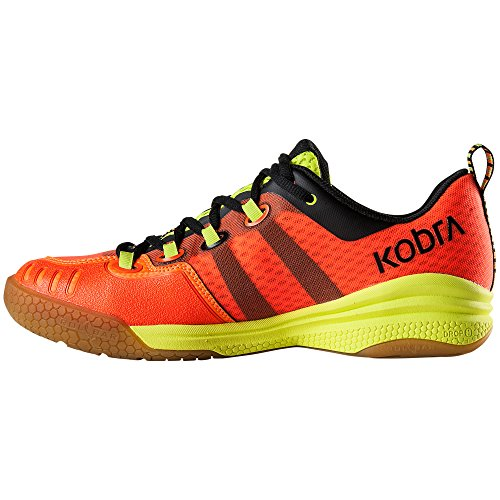 orange 1236072 Indoor Men noir 0188 Salming Kobra q1OHv