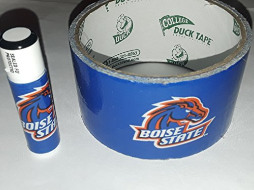 25 Boise State Broncos NCAA Chap Stick Lip Balm twenty five pack pieces BULK by In a Sticky Situation