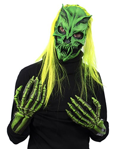Zagone Studios Nuclear Option Skeleton and Hands UV Green Glow Kit for $<!--$84.95-->