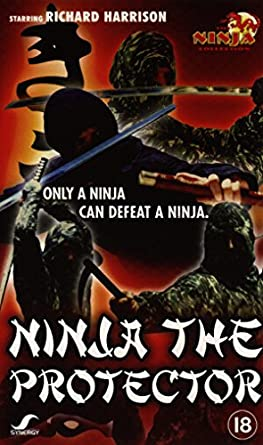 Ninja the Protector [Francia] [VHS]: Amazon.es: Richard ...