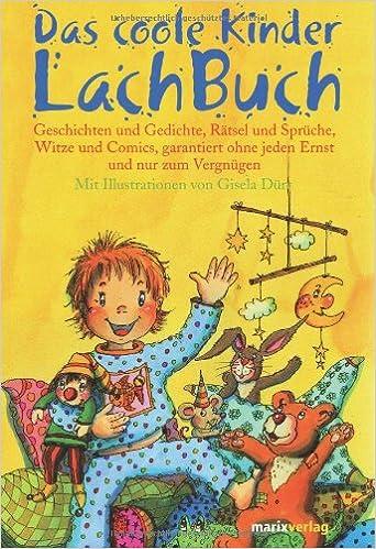Das Coole Kinder Lach Buch Geschichten Und Gedichte Rätsel Und
