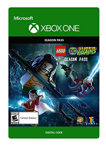 LEGO DC Super-Villains Season Pass - Xbox One [Digital Code]]()