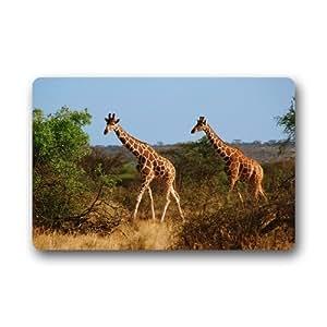 Generic jirafa Felpudo (76,2cm por 45,7cm)