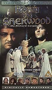 Amazon.com: Robin Hood [VHS]: Peter Llewellyn Williams ...