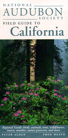 National Audubon Society Field Guide to California - Book  of the National Audubon Society Field Guides