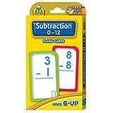 Subtraction 0-12